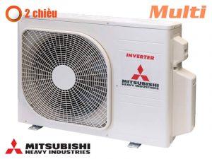 Dàn nóng điều hòa multi Mitsubishi Heavy